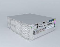Cisco 7603s Router 3D model