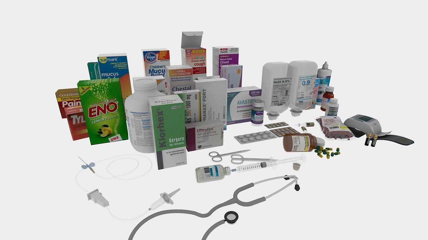 Medical necessaries