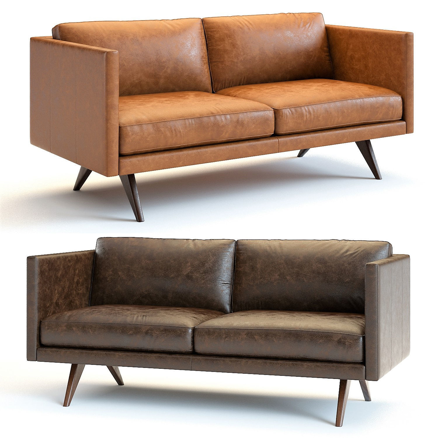 Outstanding West Elm Leather Couch Theyellowbook Wood Chair Design Ideas Theyellowbookinfo