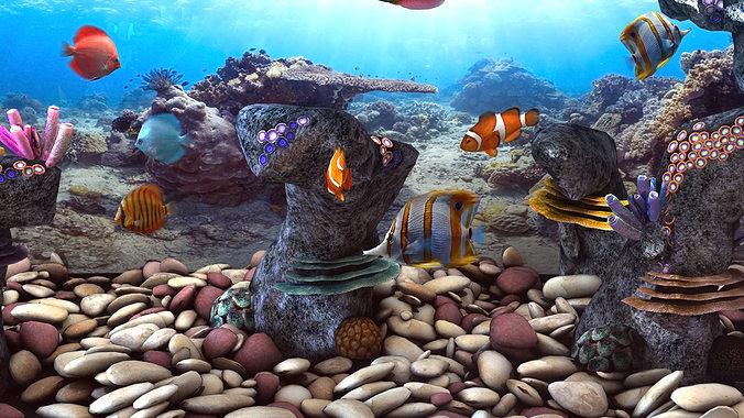 Aquarium Images 3d Zlatan Fontanacountryinn Com