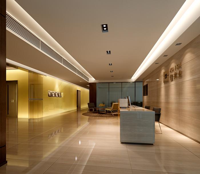 ... modern hotel lobby 3d model max 2
