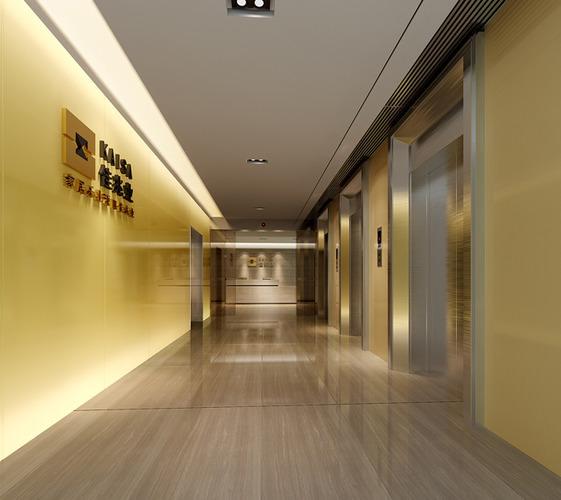 Contemporary Hotel Foyer : D modern hotel lobby cgtrader