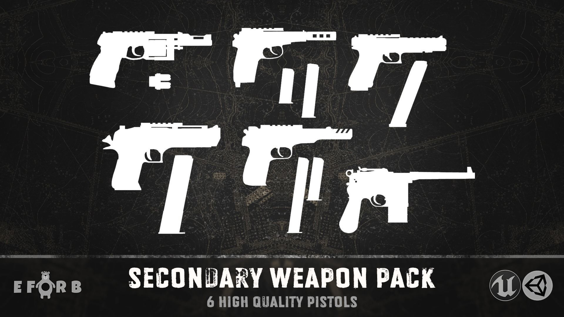 Secondary weapon pack