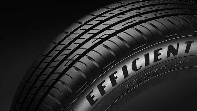 tire r16 - goodyear efficient grip performance 3d model max obj mtl fbx ma mb 1