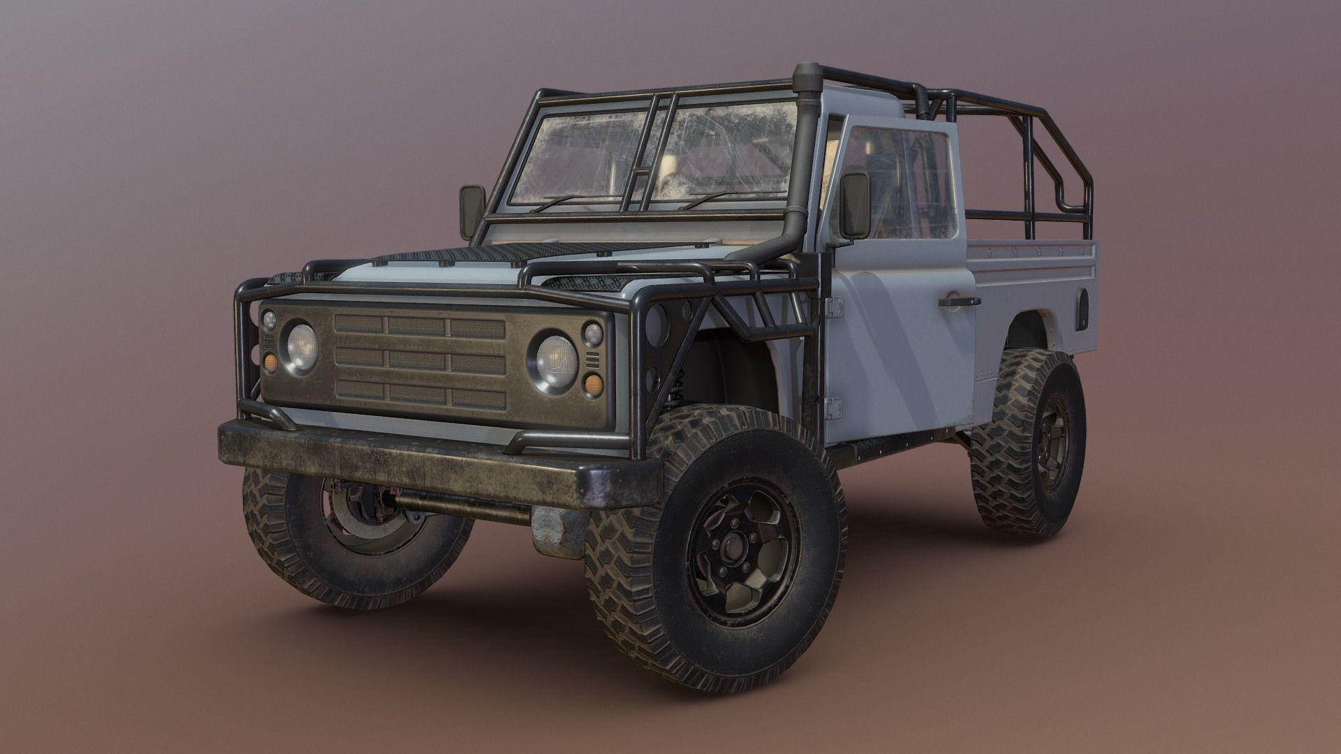 Land Rover Defender - Conqueror