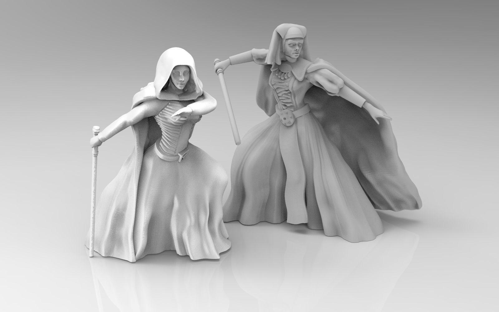 Female Mystical Knight Bundle
