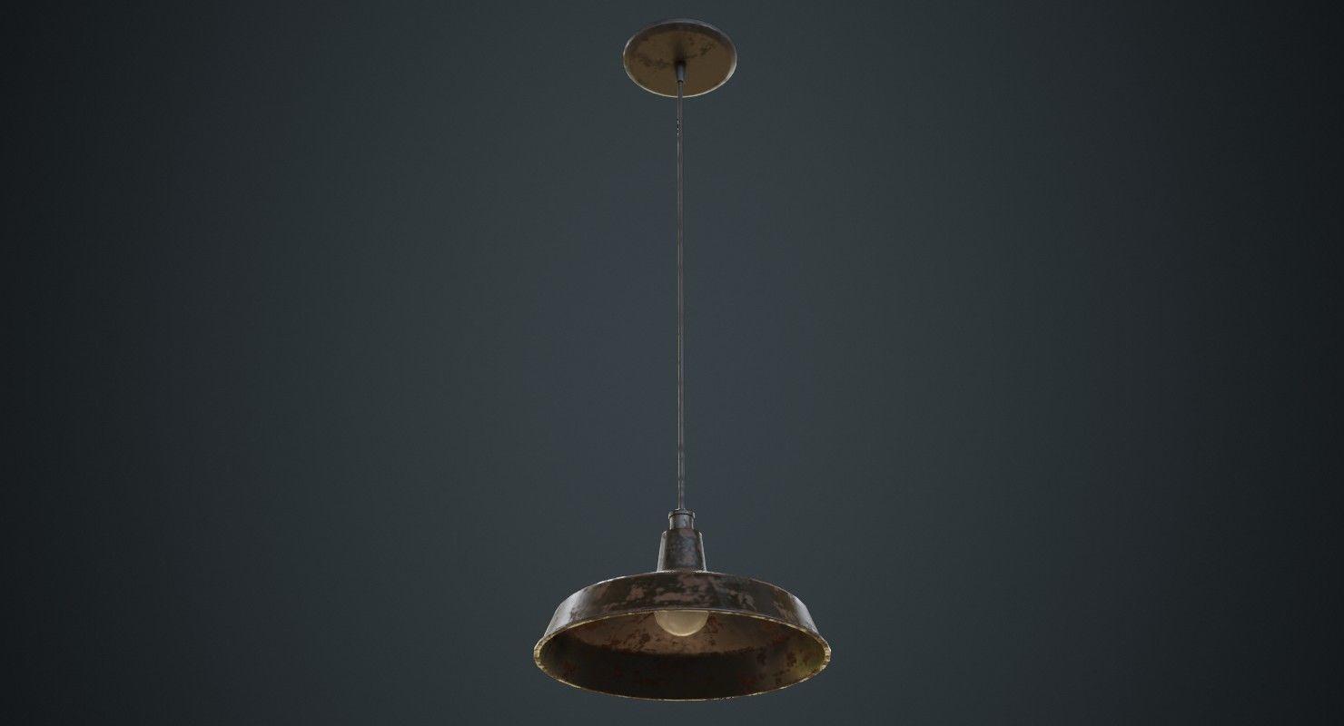 Hanging Lamp 2C