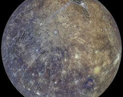 3d mercury 4k