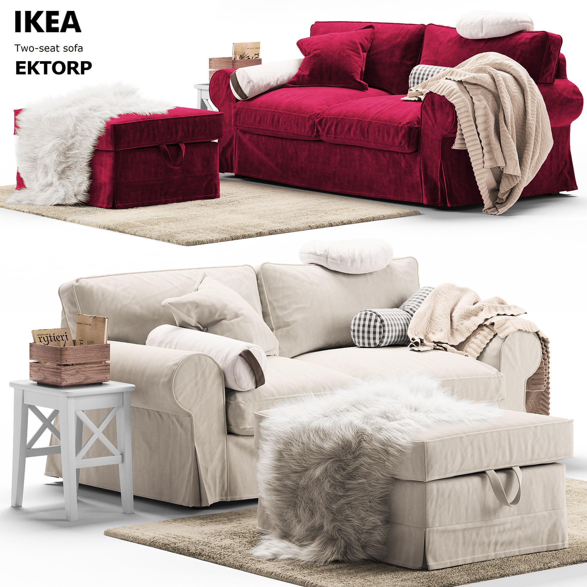 Sofa Ectorp ikea