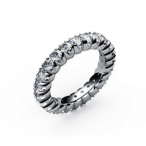 ring diamond 3d model max stl 3dm ztl ac bip 1