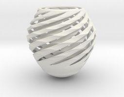3D print model Layer Lamp