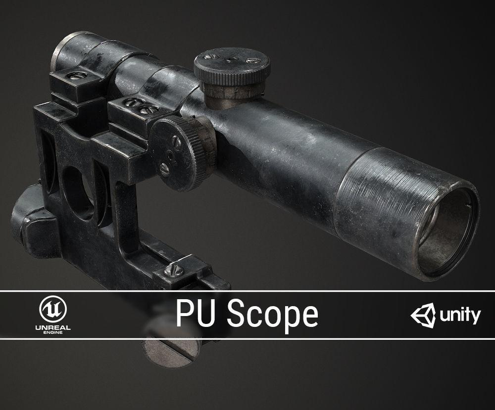 PBR PU Scope