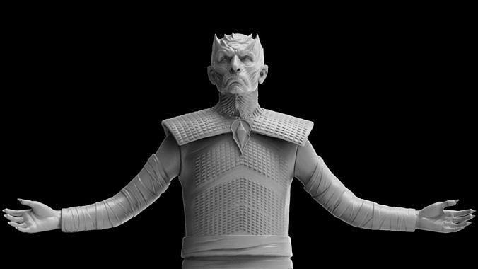 Night King Half Body - Game of Thrones