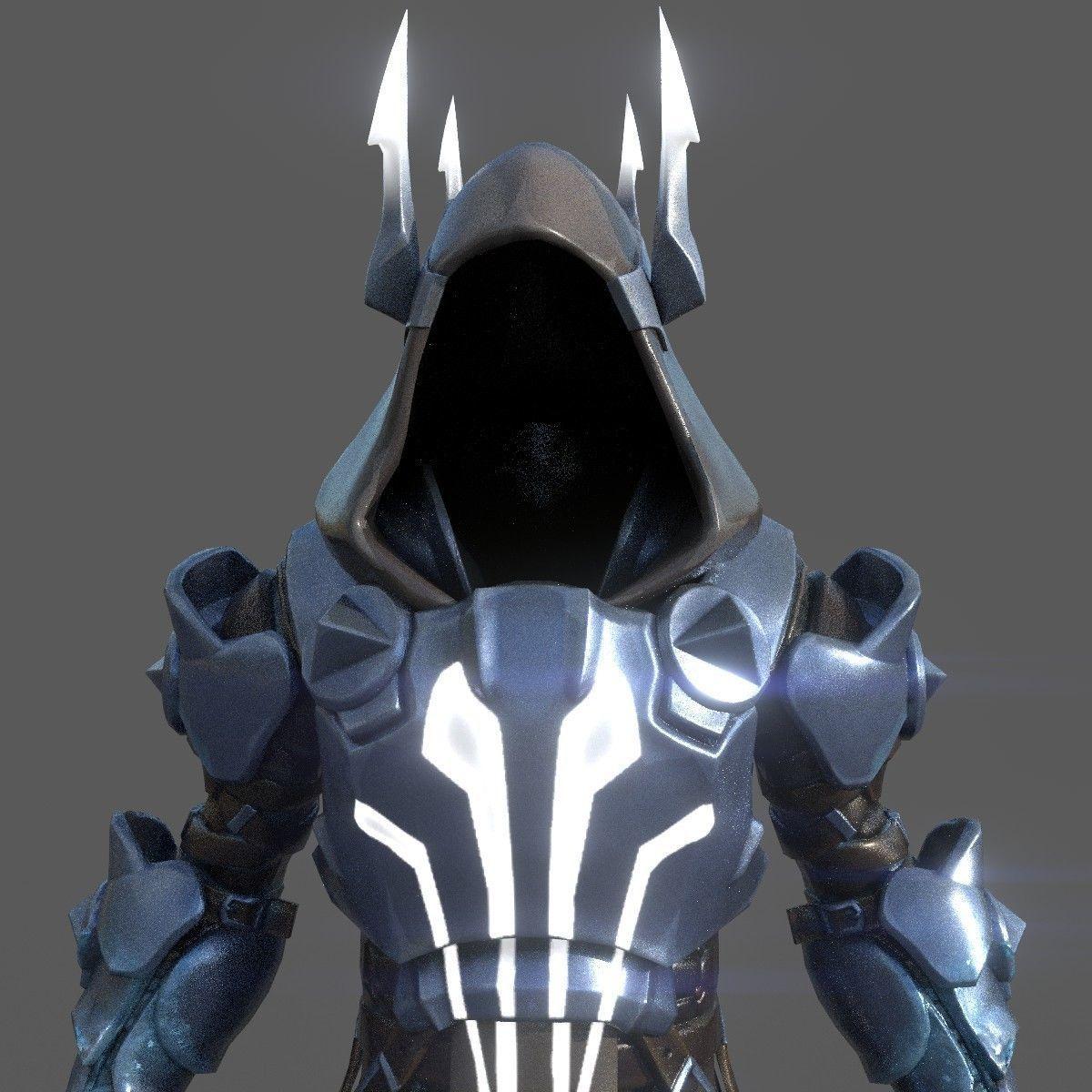 Ice King Fortnite 3d Model