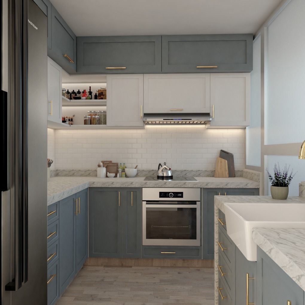 Kitchen Cabinet 3d Model - Kitchen Appliances Tips And Review