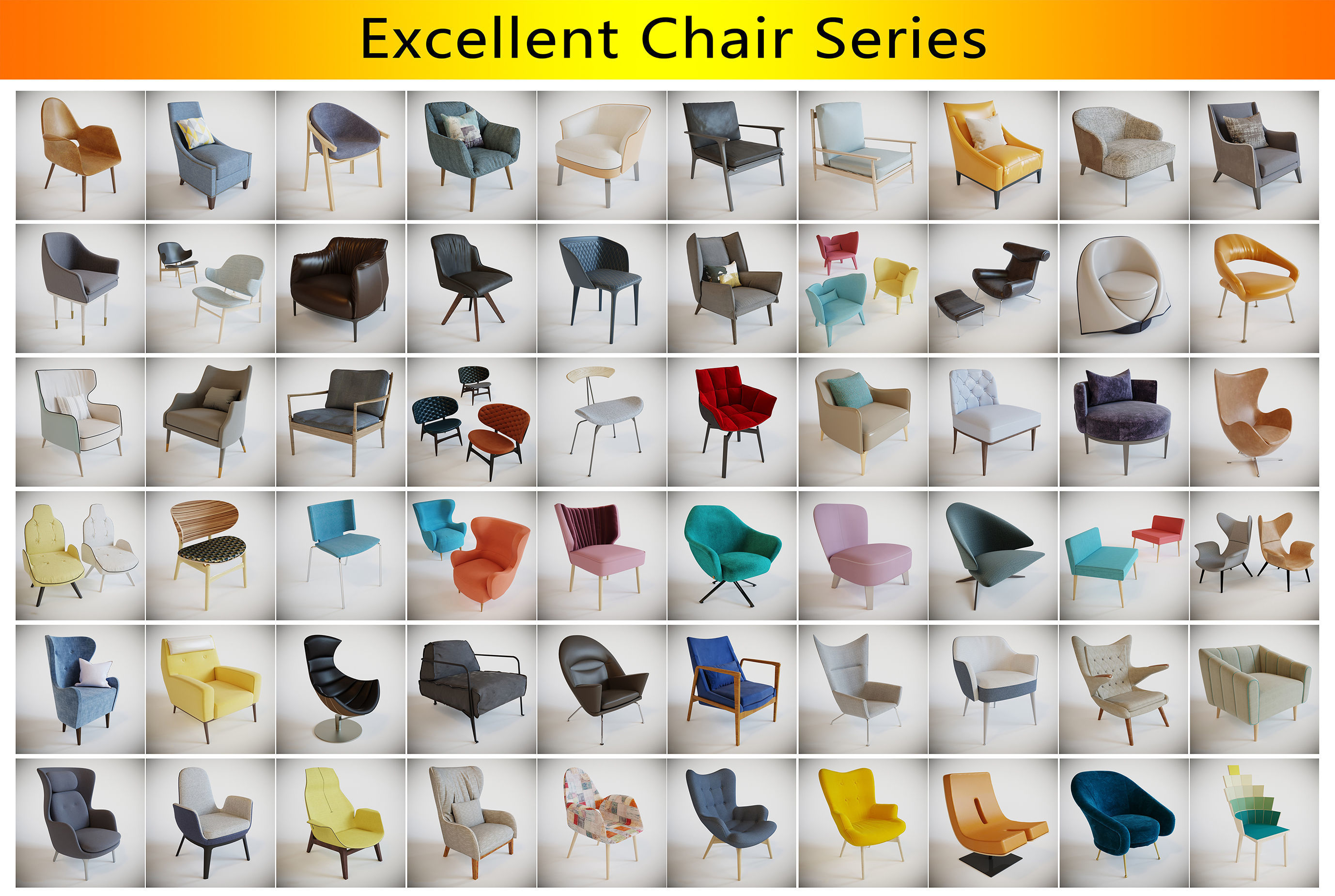 Excellent Chair Series