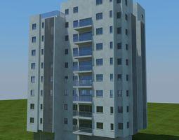 3D building 98