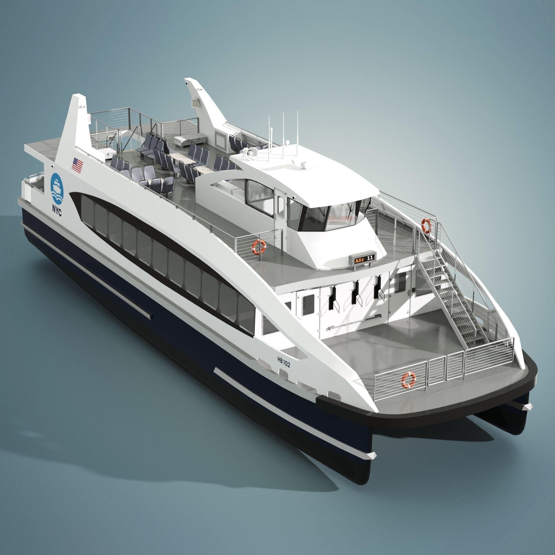 New York Ferry Boat