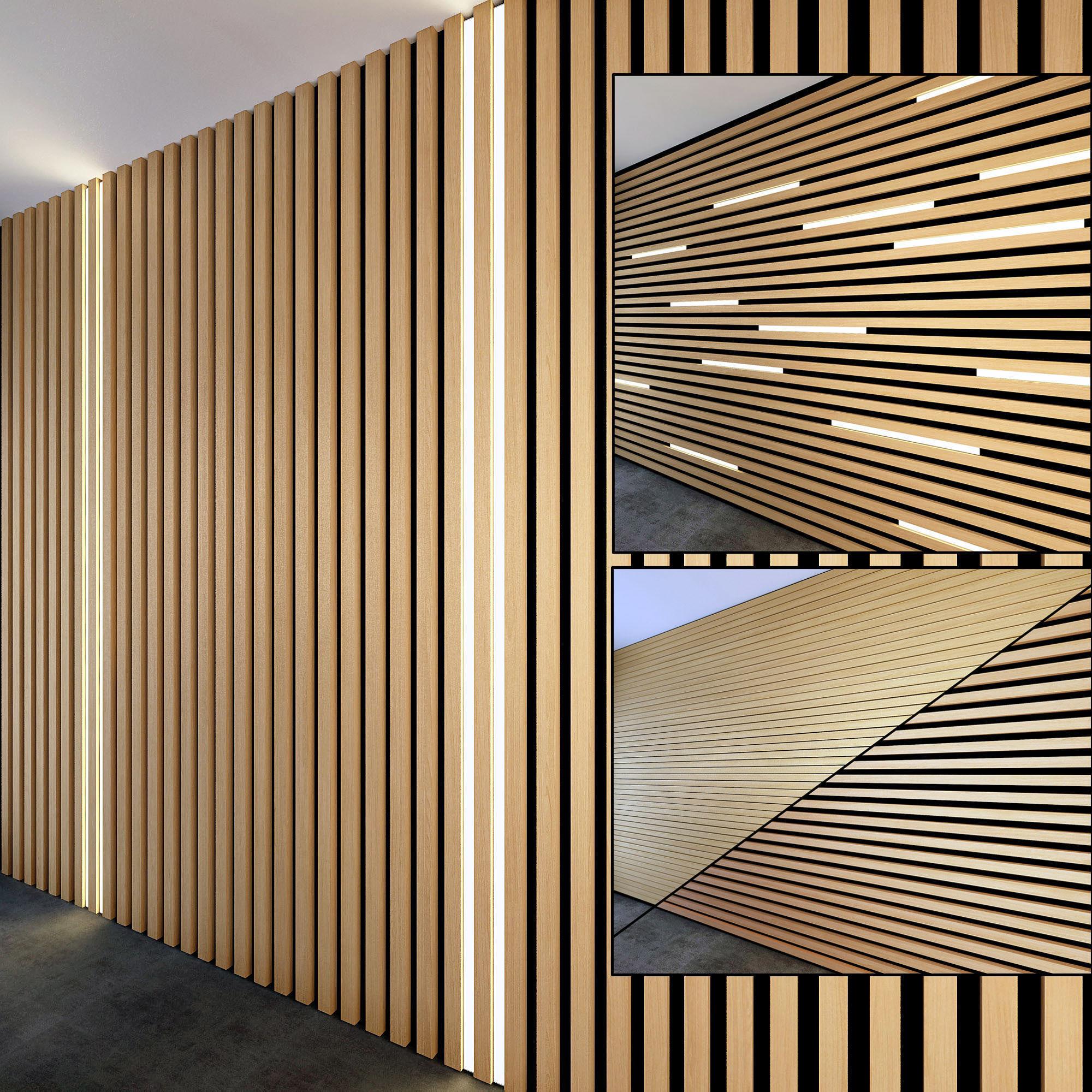 Wooden slats 4