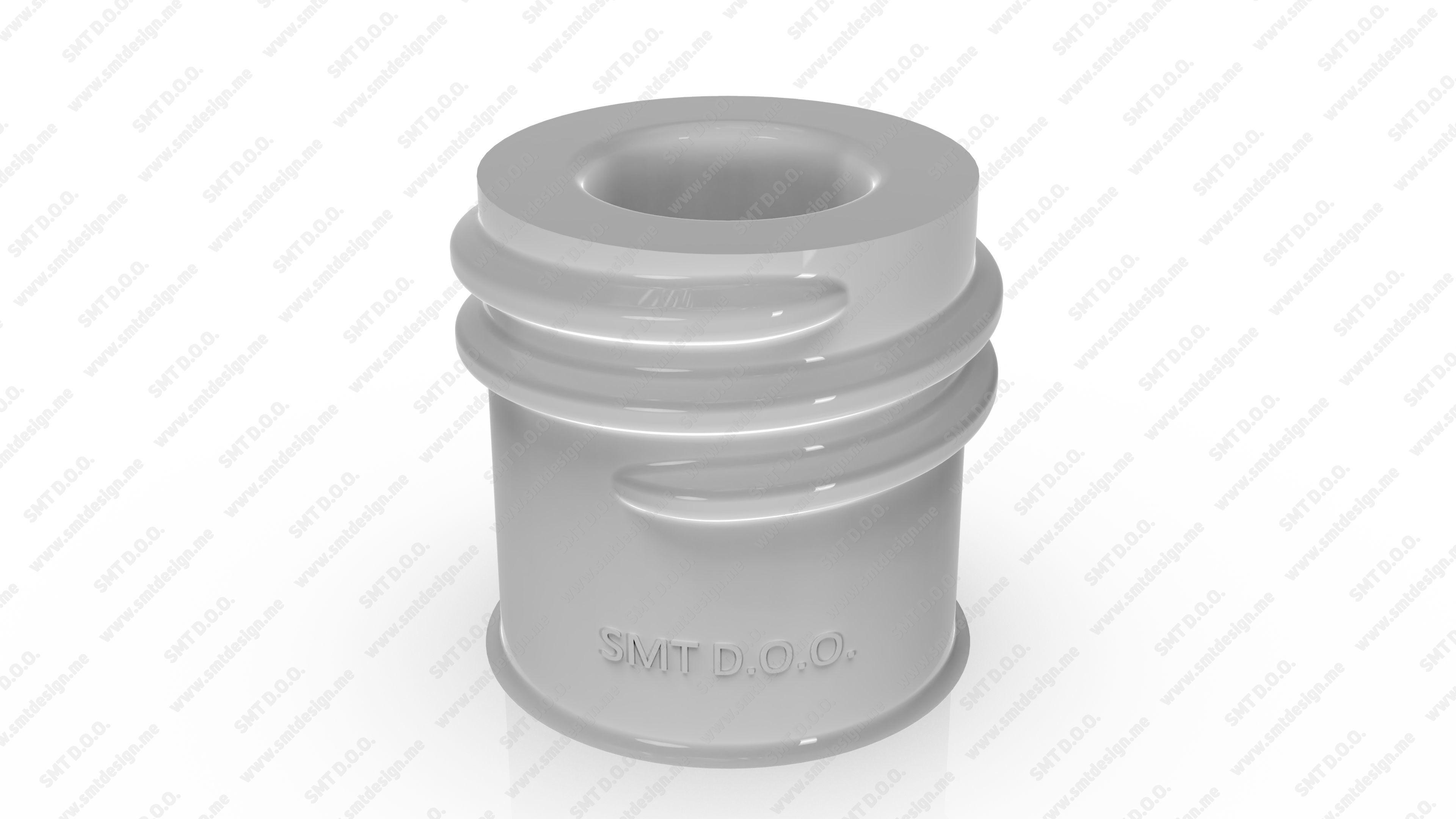 Neck of PET Preform - SP - 415 - 20 - L