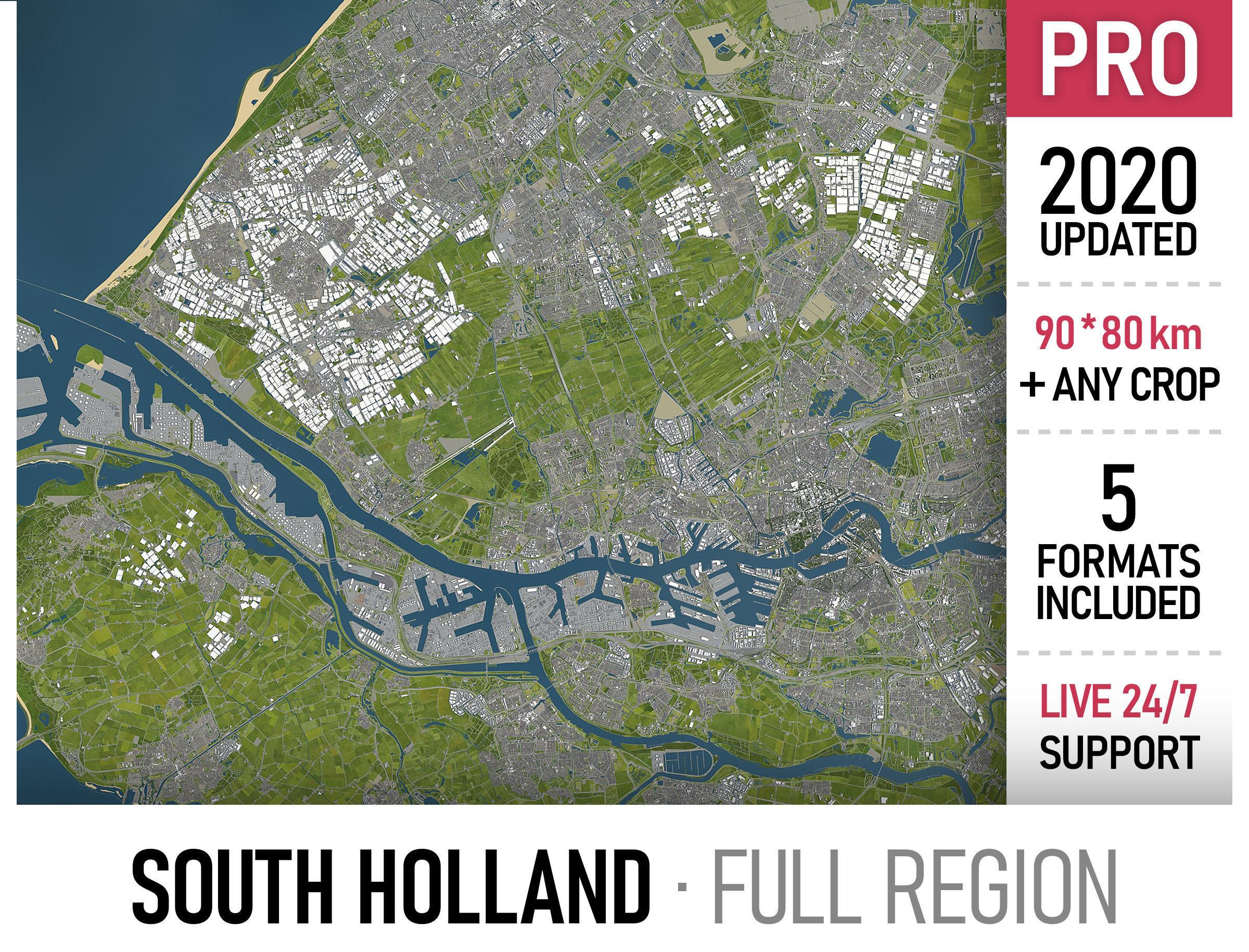 South Holland - full region