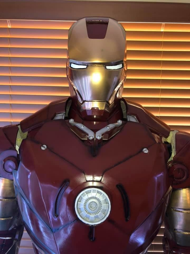 Iron Man MK III Printable Suit