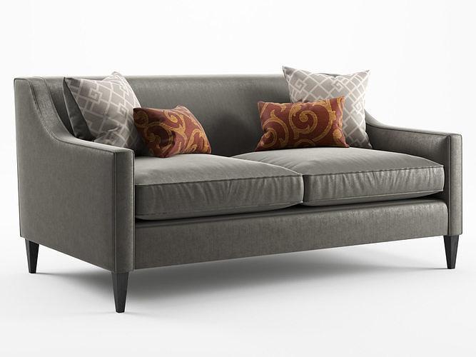 hogarth sofa by the sofa and chair company 3d model max obj mtl fbx mat abc 1