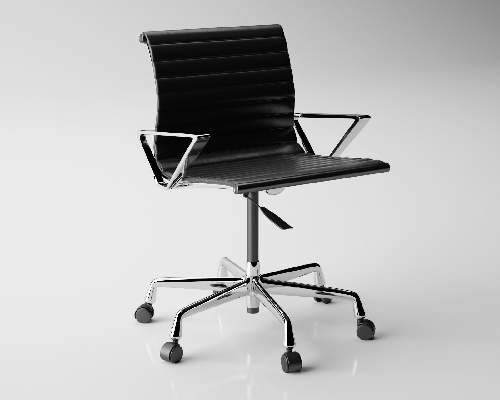 Office Chair Elecwish Office Executive Swivel Chair 02 3d Model