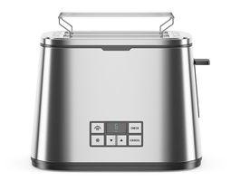 metal toaster 3d model