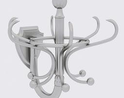 steel hanger 3d