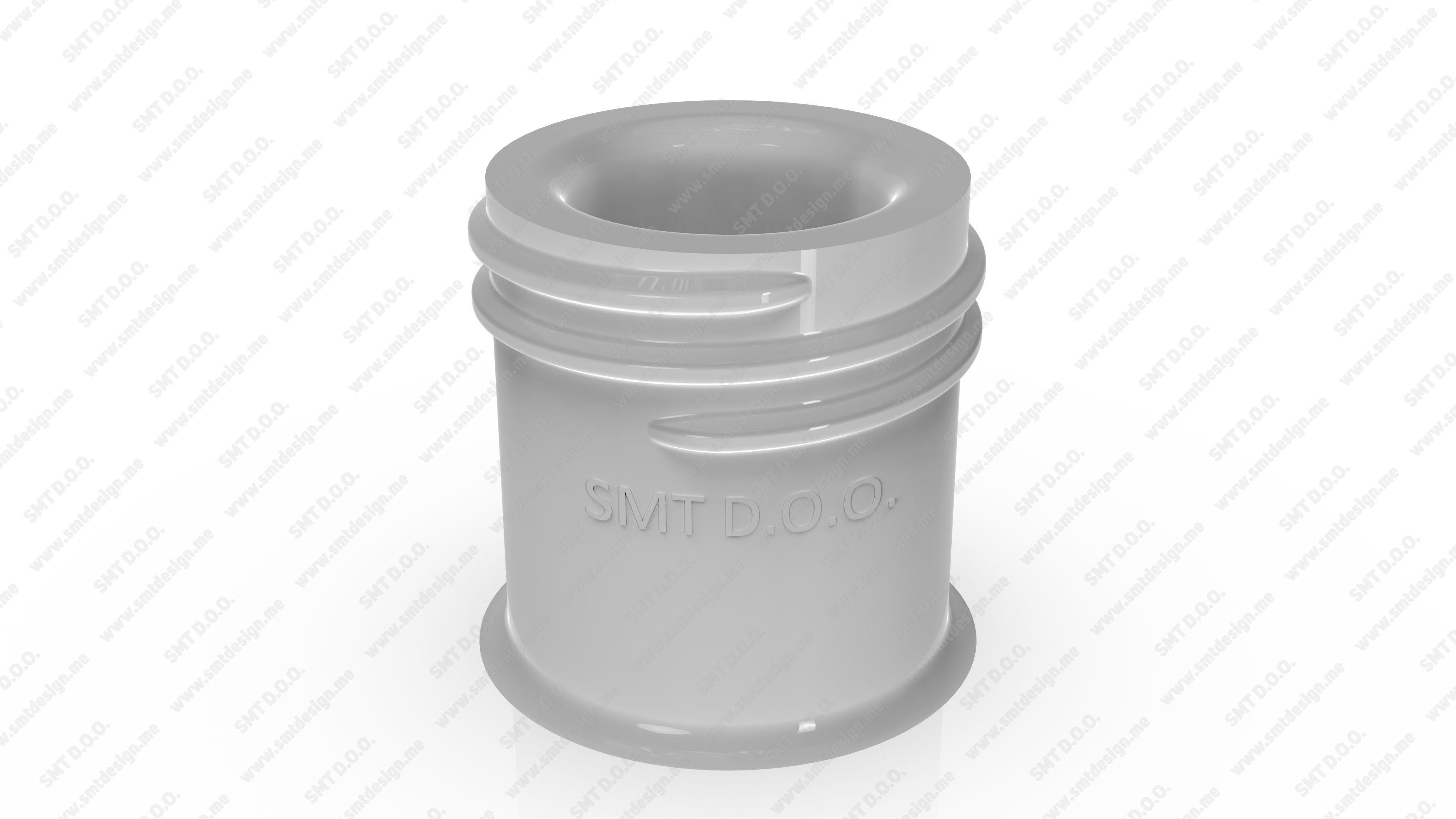 Neck of PET Preform - SP - 415 - 33 - L
