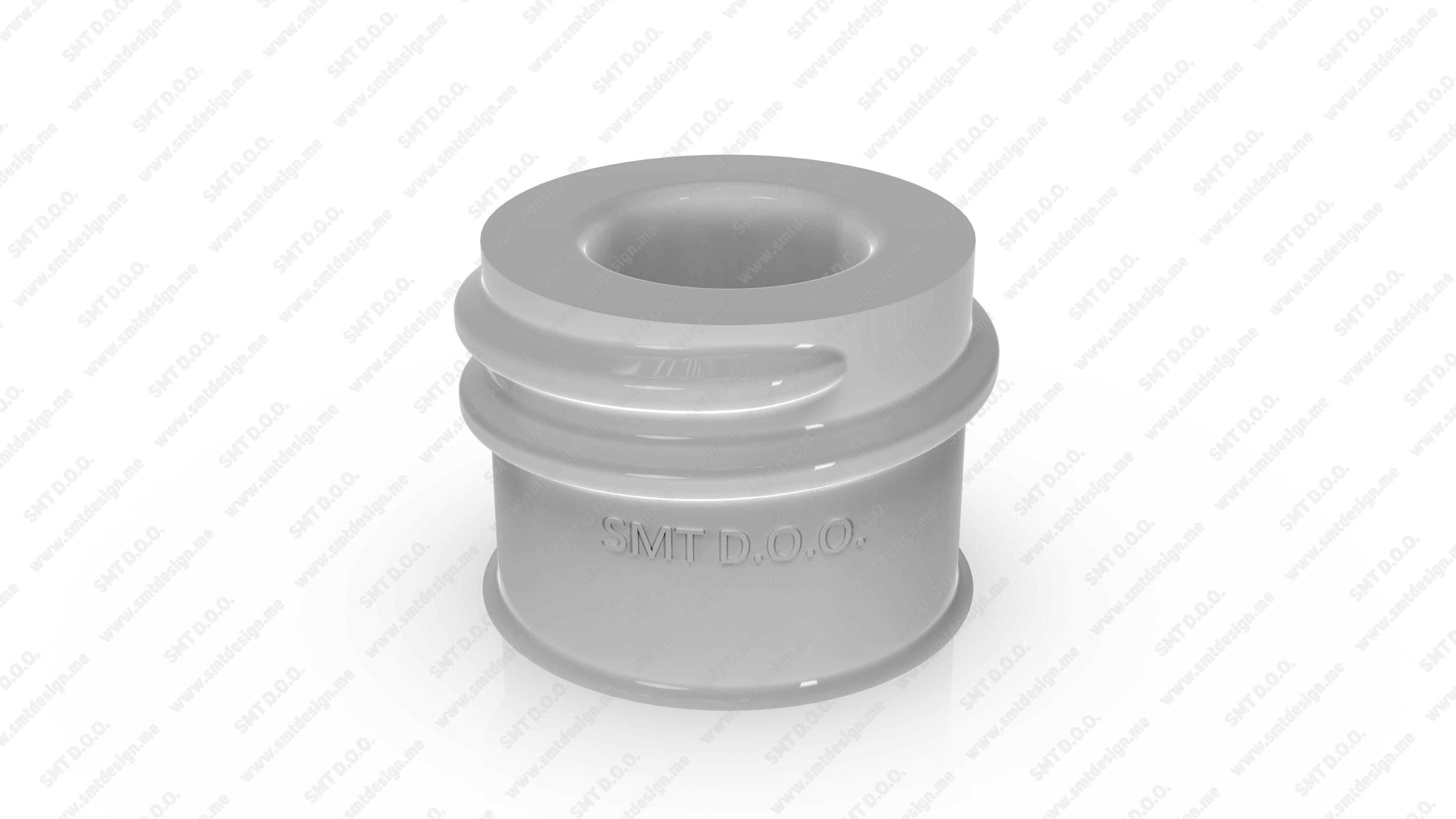 Neck of PET Preform - SP - 410 - 20 - L