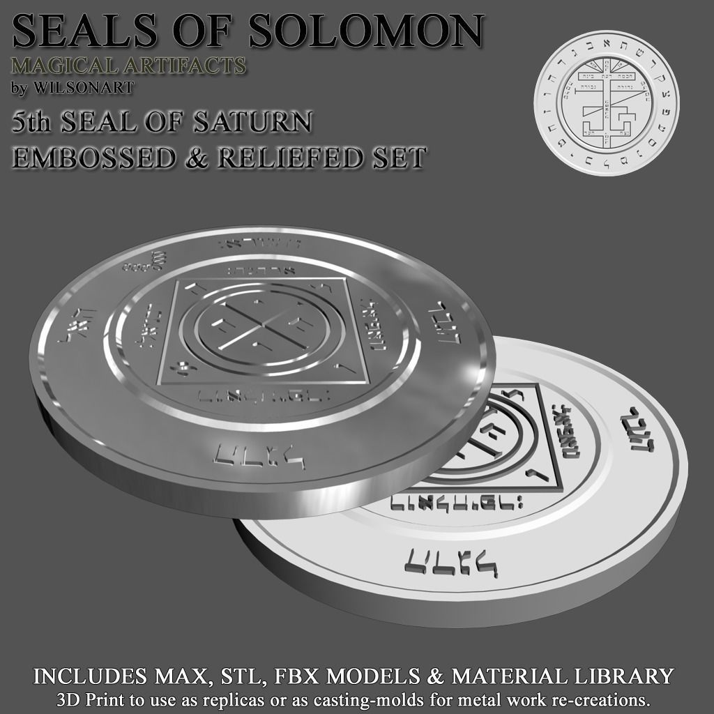 5th Seal of Saturn