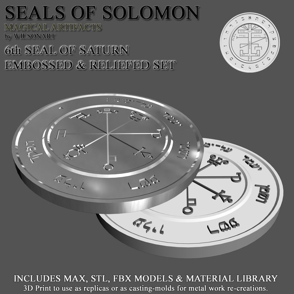 6th Seal of Saturn