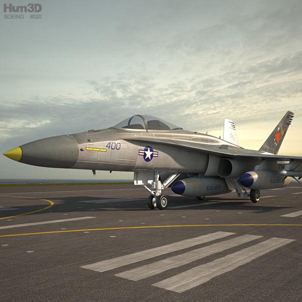 McDonnell Douglas F-A-18 Hornet
