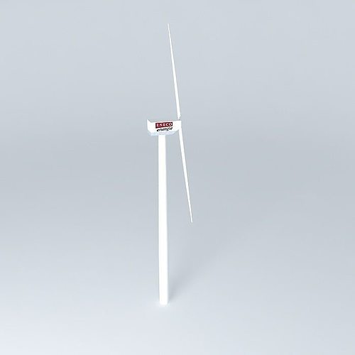 wind turbine 3d model max obj mtl 3ds fbx stl dae 1