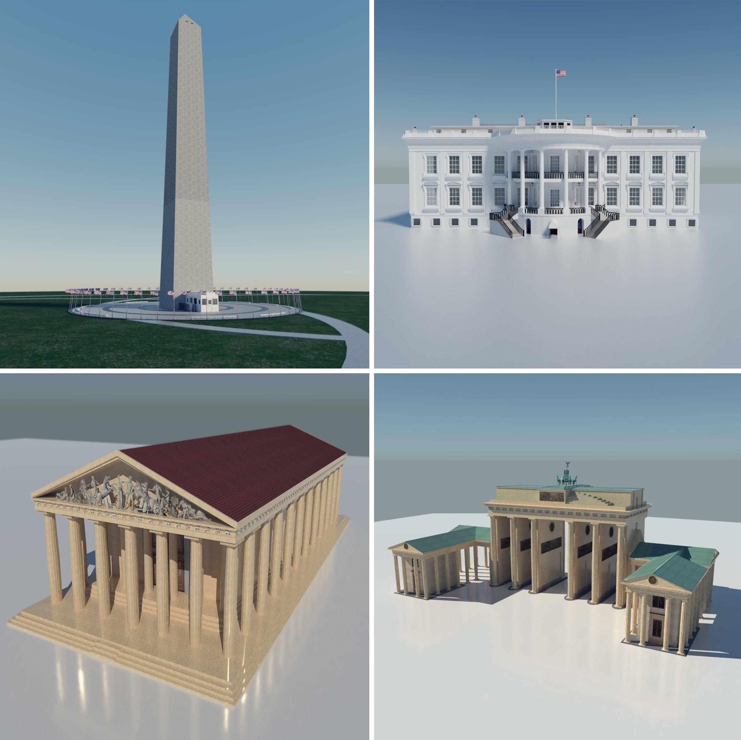Landmarks Collection V1