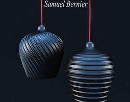 Samuel Bernier 3D asset
