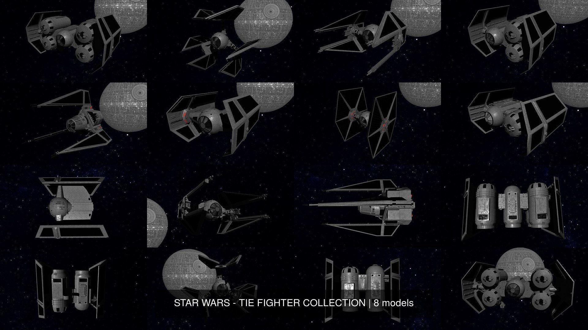 STAR WARS - TIE FIGHTER COLLECTION |