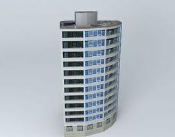 3D model Flat apartment