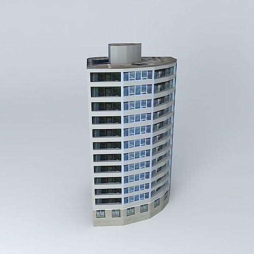 flat 3d model max obj mtl 3ds fbx stl skp 1