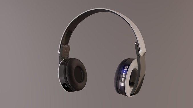 Headphones HARPER HB-400