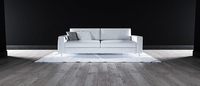 Sofa set - Interior Furniture 04