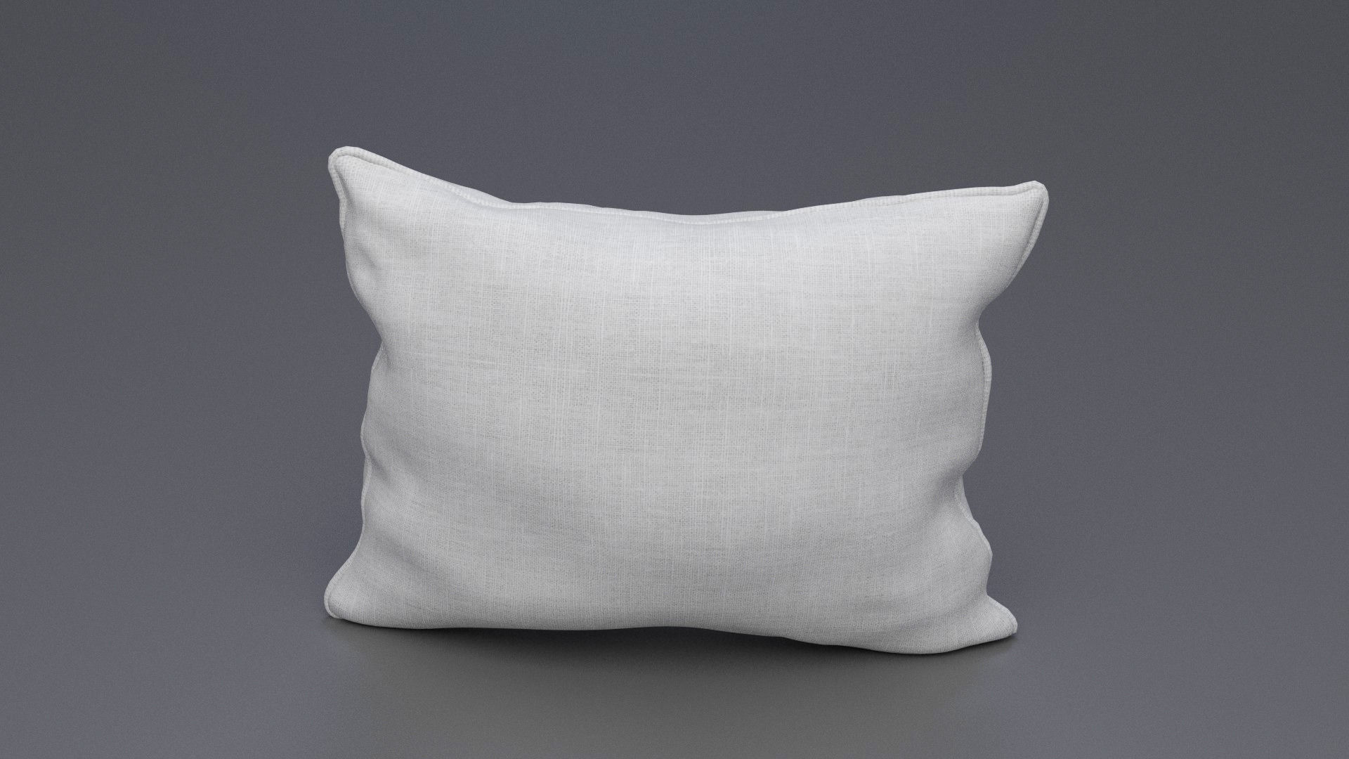 c42dc403c76648 3D model Piped Pillow | CGTrader