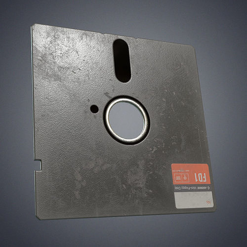 Floppy disk 5 25 inch
