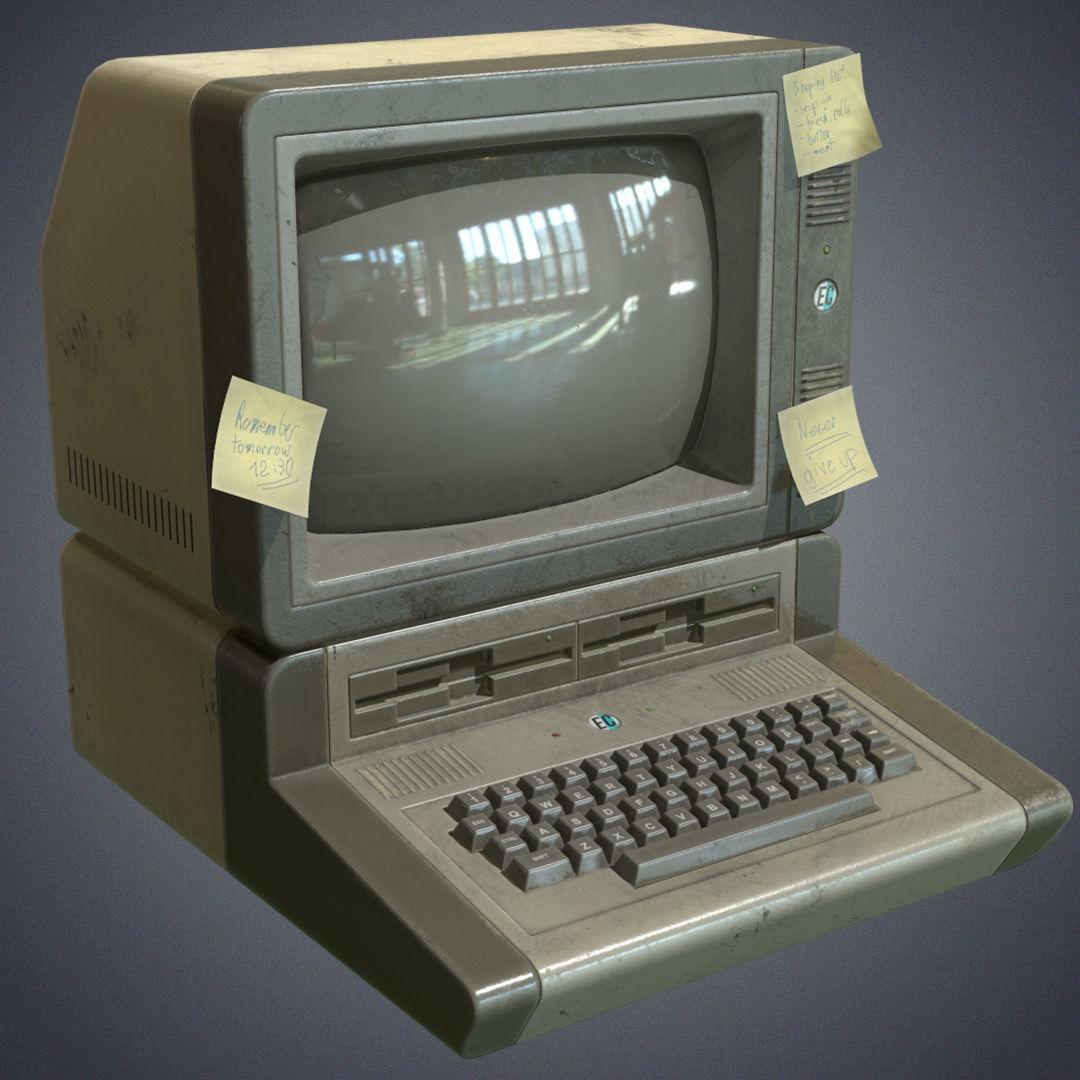 Computer retro