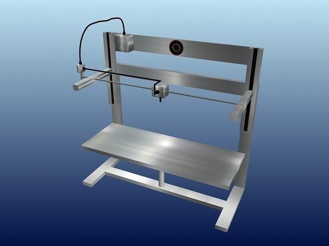 3D Printer-Scanner