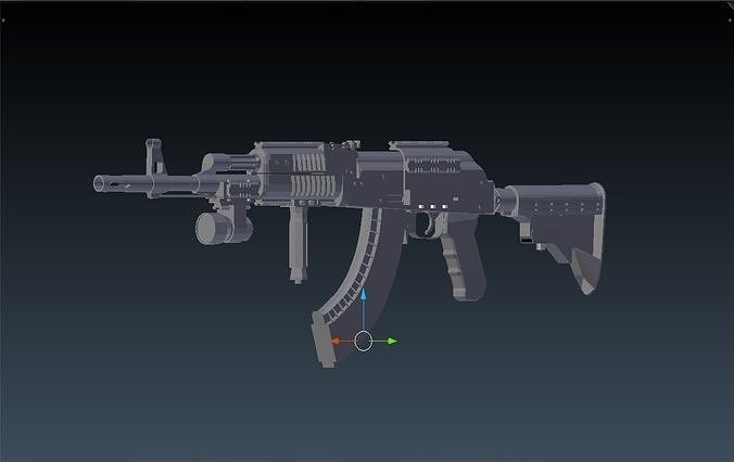 Tactical AK47