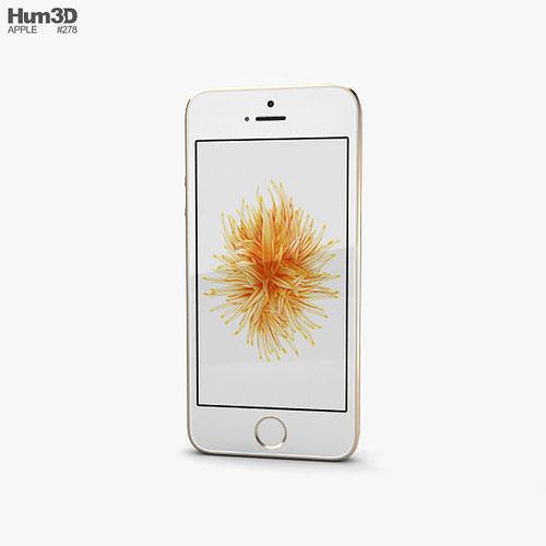 Apple iPhone SE 2 Gold