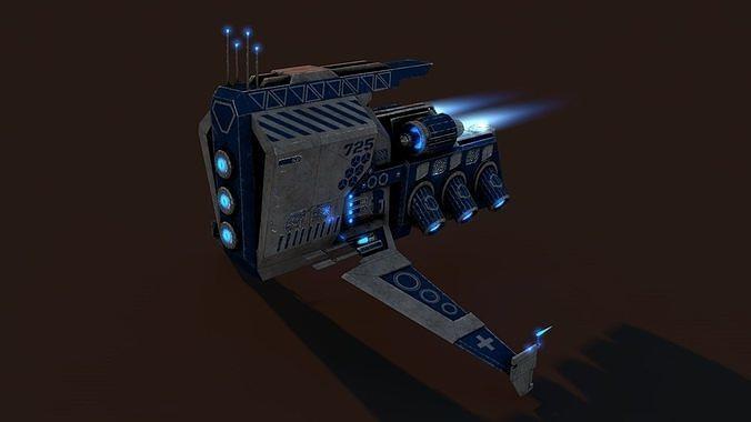 Spacecraft Mini